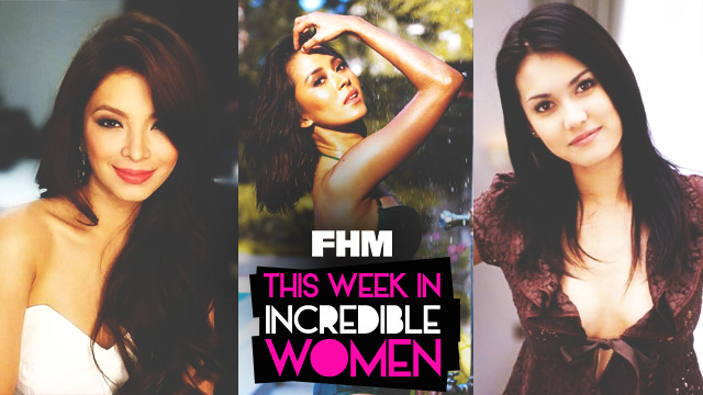 This Week In Incredible Women: Bianca Announces Pregnancy, Angel Turns 30, And MARIA OZAWA!
