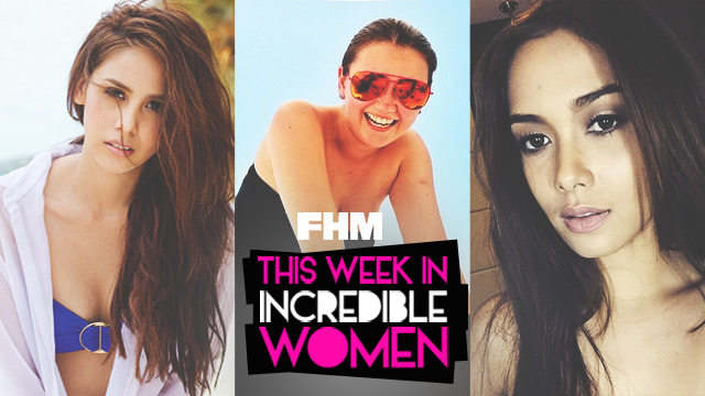 This Week In Incredible Women: Maja Hints Breakup,  Empress Opens Up About Pregnancy, And Angelica Hits Back At Hacker