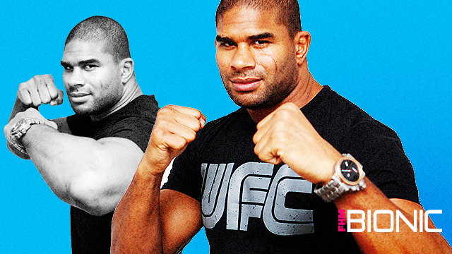 FHM Bionic Exclusive: Bro Talk With UFC's Alistair Overeem