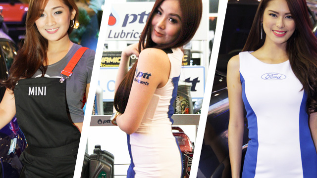 The Girls Who Made Our Hearts Race Faster At MIAS 2015