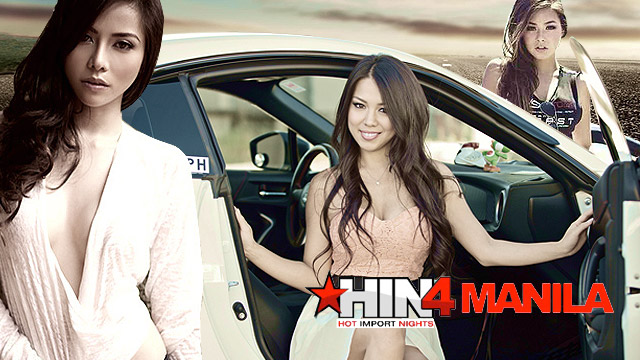 Pimped Out Rides, Car Show Babes, And International Models: Get Ready For Hot Import Nights 4 Manila!
