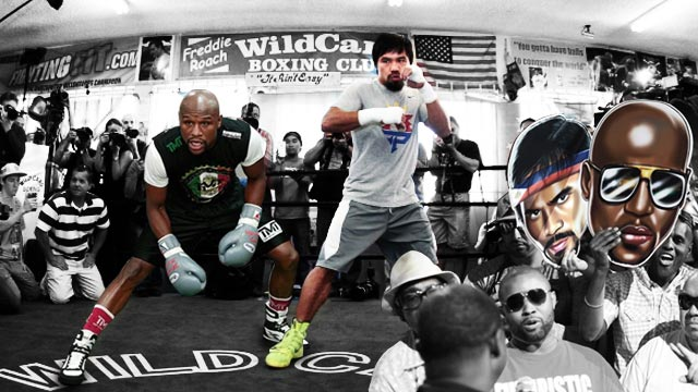 FIGHT PREVIEW: 5 Questions That Will Decide Mayweather - Pacquiao