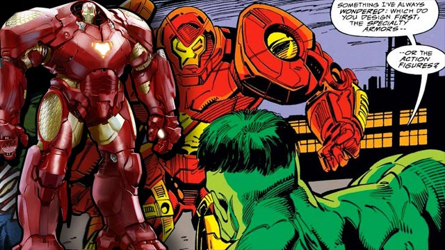 HULKBUSTER: 8 Things You Probably Didn't Know About Iron Man's Anti-Hulk Suit