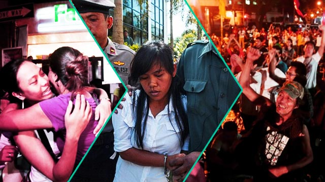 How To Save A Life: A Timeline Of How Mary Jane Veloso Was Spared From Execution