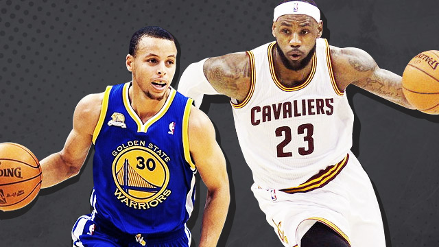 FHM's Super-Early (But We're Quite Sure Already) Preview: Why Golden State Vs. Cleveland Is The NBA Finals Matchup We All Deserve