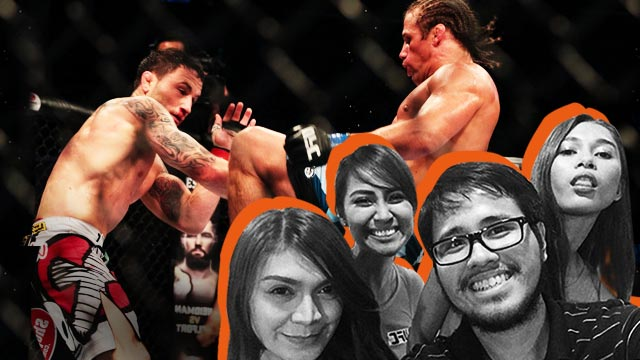 UFC Manila Through The Eyes Of An MMA Noob