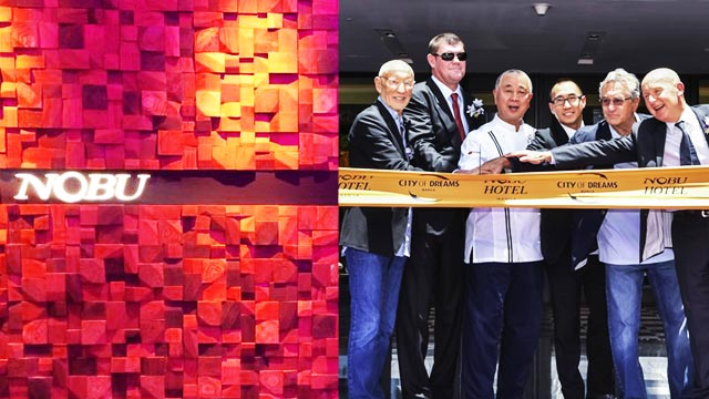 Nobu Hotel Officially Opens Its Door To Filipinos