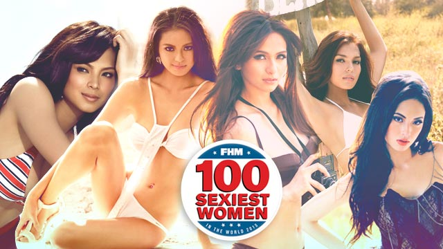 #FHM100Sexiest2015: Who Will Be The Sexiest Of Them All?