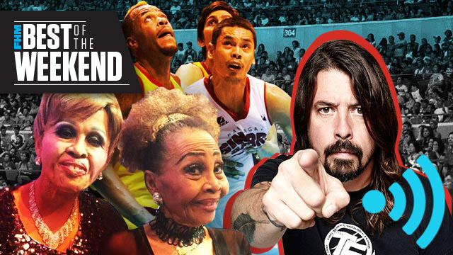 FHM's Best Of The Weekend: Another Spectacular Manila Clasico Game, A Legit Wi-Fi Charging System, And Dave Grohl Being Awesome As Always