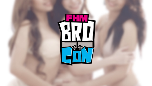 Introducing The Manliest Bro-Event Of The Year, The FHM BroCon!