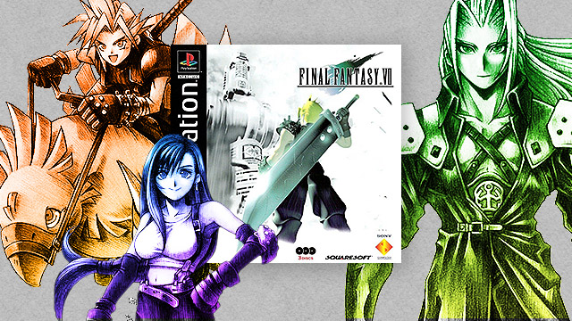 15 Things We Can't Wait To Revisit In The Final Fantasy VII PS4 Remake