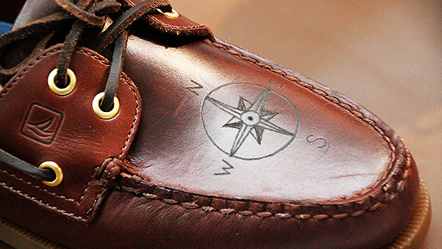 5 Things You Need To Know Before Getting Your Sperrys Inked At Sperry's Customization Bar