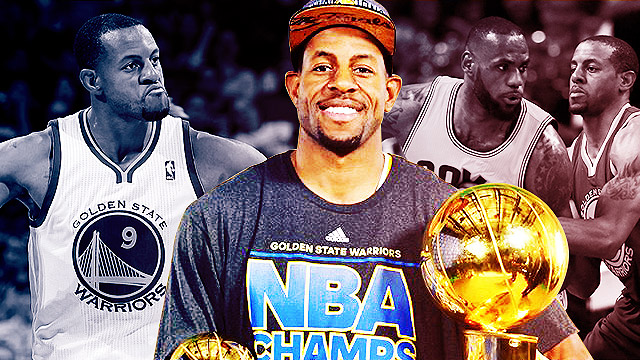 The New Pippen: Why Andre Iguodala Is Your Finals MVP