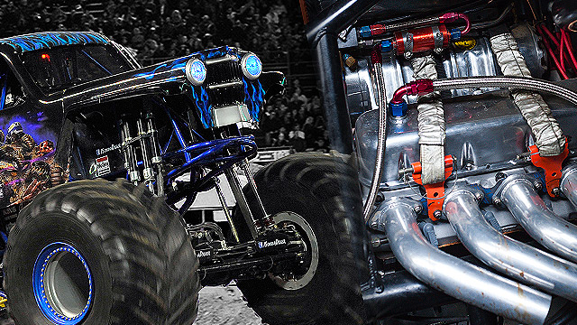 The (Awesome) Anatomy Of A Monster Truck