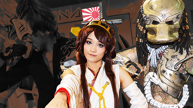 19 Epic Cosplays From ToyCon PH 2015