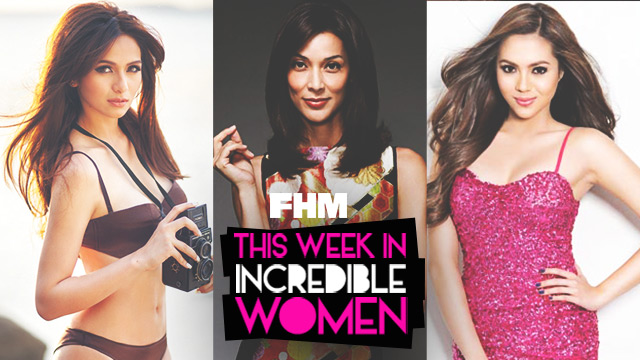 This Week In Incredible Women: Jennylyn's Definition Of Sexy, Maja's Twitter-Trending Twerk, And Julia's Graduation