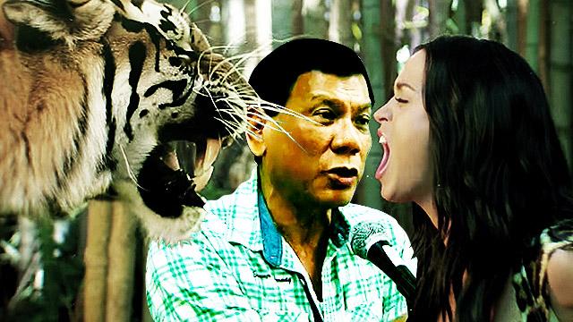 WATCH: Mayor Duterte's 'Roar' Campaign Jingle Will Give You LSS