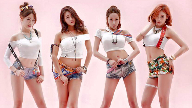 (MUST) WATCH: K-Pop Girl Group 'Bambino' Releases Interactive 360-Degree Rehearsal Video