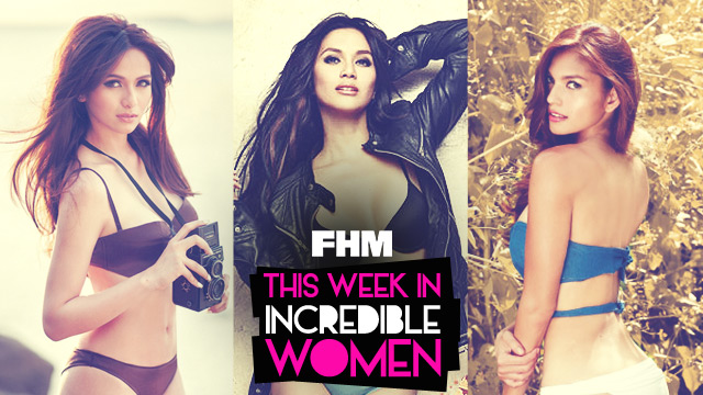 This Week In Incredible Women: Another 'Queen' Gets Hitched, Chef Jennylyn, And Glaiza Acts Lesbian