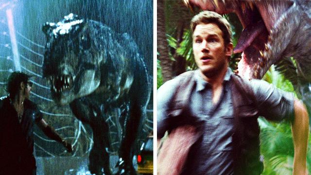 DÉJÀ VU: 12 Things That Happened In Jurassic World That Actually Already Happened In Jurassic Park