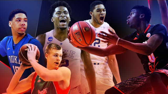 NBA Draft 2015: The Top Four Picks Are Going To Be...
