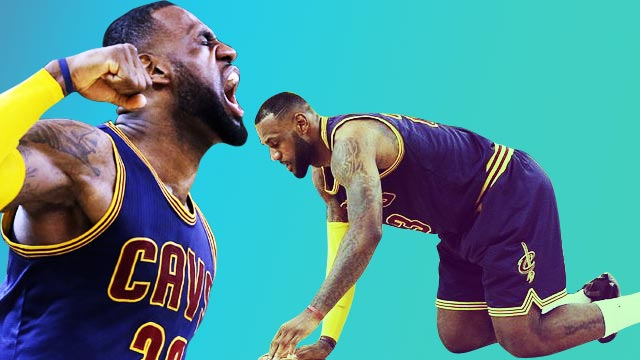 LeBron Tallies Triple-Double, Outlasts Warriors: All The Game 2 Highlights You Need To See