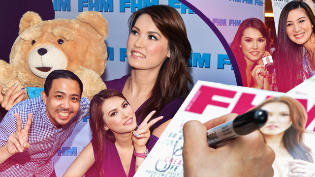 FHM Autograph Signing With Maria Ozawa: The (Massive) Full Photo Gallery