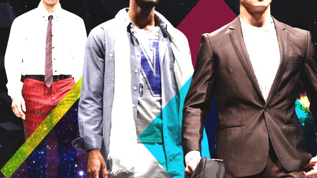 The Upgrades Your Man-Drobe Need, According To Philippine Fashion Week 2015