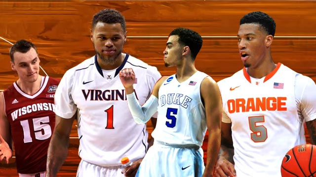 FHM's All-Underdog Team Of The 2015 NBA Draft!