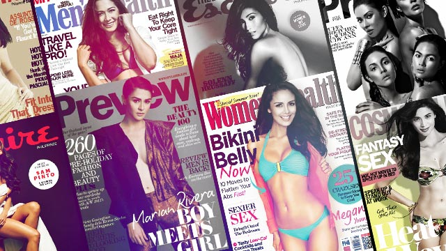 Summit Media's 20 Sexiest Non-FHM Covers Of All Time!