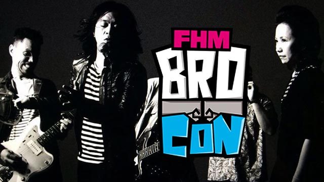 FHM BroCon: Pick The Songs You Want Sandwich To Play!