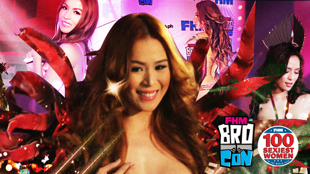 18 Outfits That Made Our Eyes Pop Out At The FHM BroCon And 100 Sexiest Victory Party