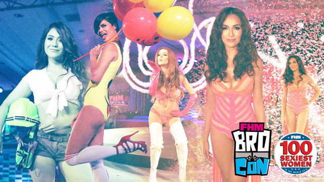 GALLERY: The Nation's Finest Females Take The #FHM100Sexiest2015 Victory Party Stage!