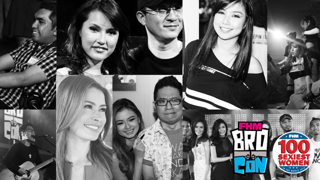 The Fist Pump-Worthy Highlights Of The First-Ever FHM BroCon!