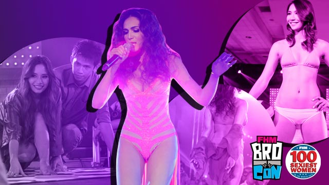 15 Things That Surprised Us At The FHM BroCon-100 Sexiest Victory Party