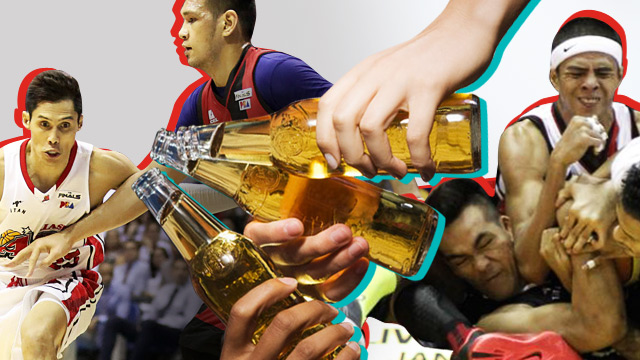 #BeerVSMilk: FHM's 2015 PBA Governors' Cup Finals Drinking Game