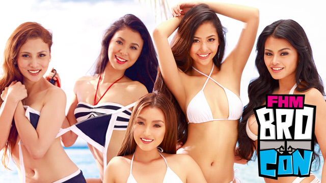 FHM BroCon: Who Wants To Dive Into A Ball Pit Filled With Tanduay Girls?
