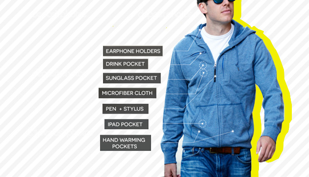 LOOK: The World's Coolest Jacket!