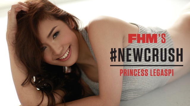 Princess Legaspi - FHM #NewCrush July 2015