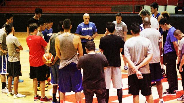 Meet Your Gilas Pilipinas 3.0!