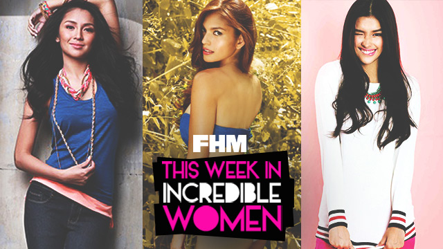 This Week In Incredible Women: Kathryn's New Blog, Andrea's 'Bad Girl' Image, And Liza's Fresh Start