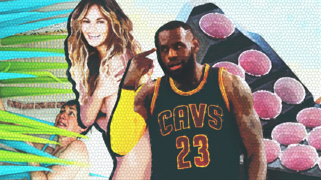 Beer Pong Gets Upgraded, LeBron's Epic Twitter Open Forum, And 13 Other Things A Man Must Know This Week!