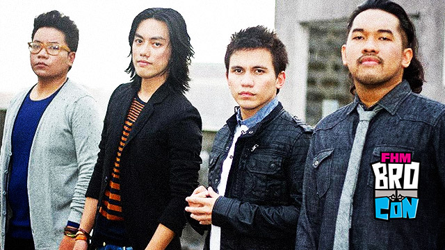 FHM BroCon: Pick The Songs You Want Sponge Cola To Play!