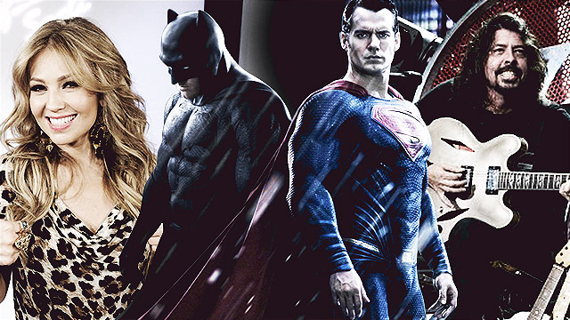Thalia Still Has It, The New Batman V. Superman Trailer, And 13 Other Things A Man Must Know This Week!