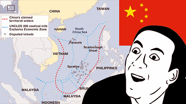 Really, China?! The Philippines Is Bullying You?! Really?!