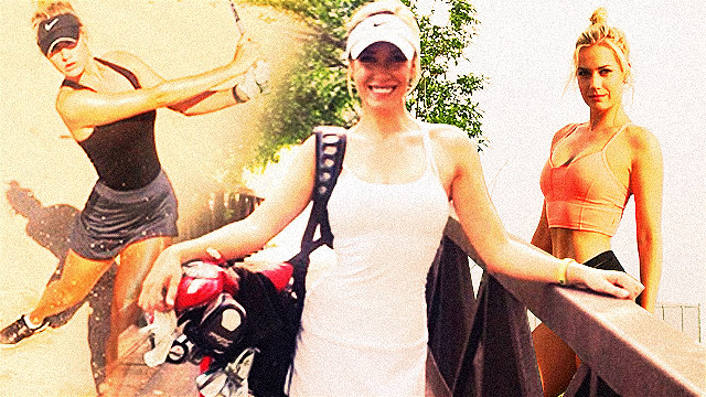 HOT-LETE ALERT: Why We're Totally Crushing On Golf Hottie, Paige Spiranac!