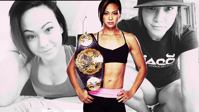 HOT-LETE ALERT: UFC's Michelle Waterson Karate-Chops Her Way Into Our Hearts!