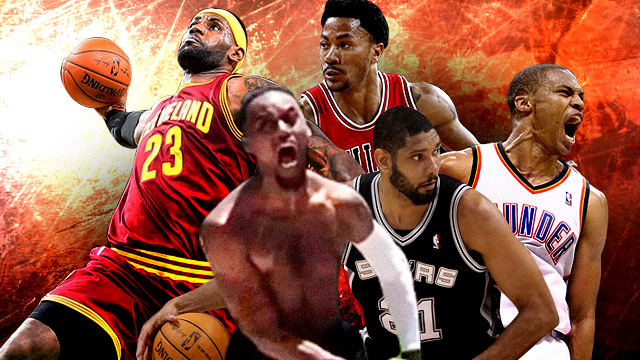 WATCH: This Master Impressionist Recreates Your Favorite NBA Players' Moves