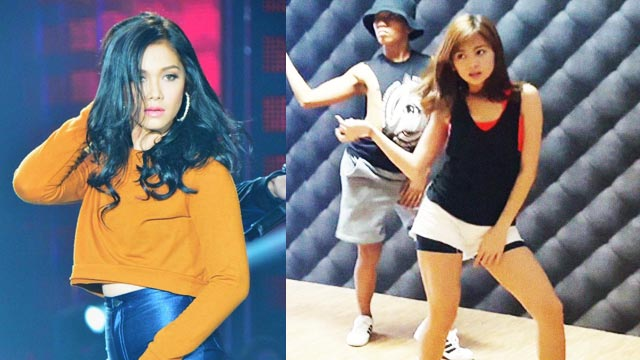 WATCH: Ella And Maja's Alluring Weekend 'Dance-Off'