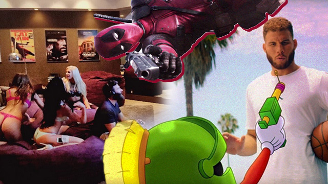 A Sexy Gaming Setup, An Earth-Shattering Dunk-Off, And 13 Other Things A Man Must Know This Week!